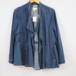 3 for $10 NWY UO Silence and Noise Jean Jacket